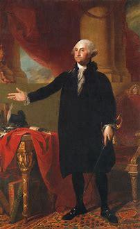 Stuart Portrait of George Washington