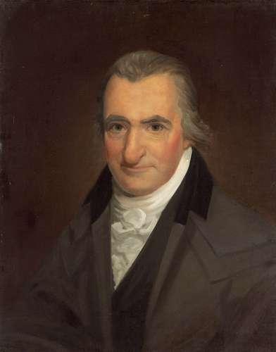 Portrait of Tom Paine