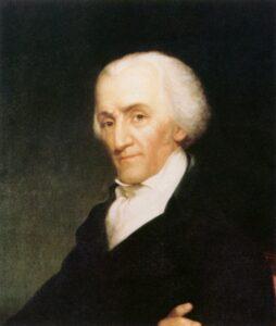 Portrait of Elbridge Gerry