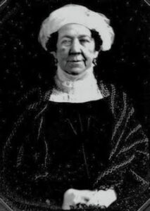 Dolly Madison-Later Years-National First Ladies Library