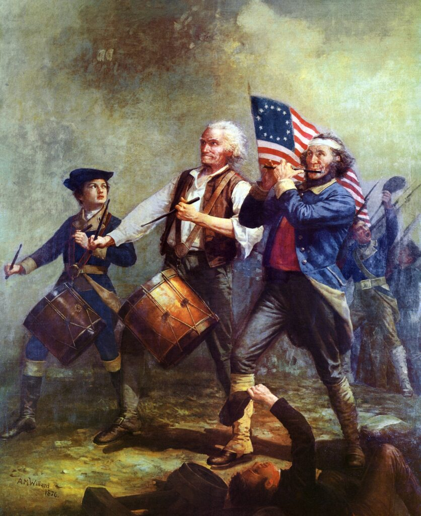 Spirit of 1776-Home for Patriots