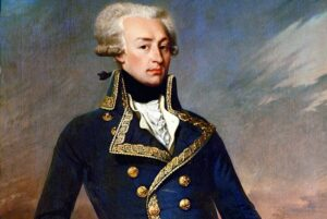 Marquis De Lafayette-Society of the Cincinnati